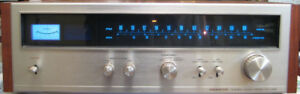 Pioneer TX-7100 Stereo Tuner Completely Functional