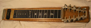 10 String Steel Guitar