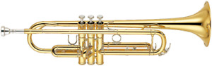 AMAZING GOLD TRUMPET FOR SALE!!!