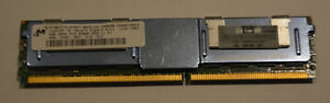 PC2 5300F 16 GB (4-4GB Stick) DDR2
