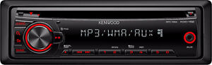KENWOOD CD IPOD DECK