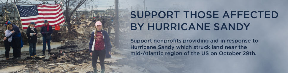 Hurricane Sandy Relief and Response