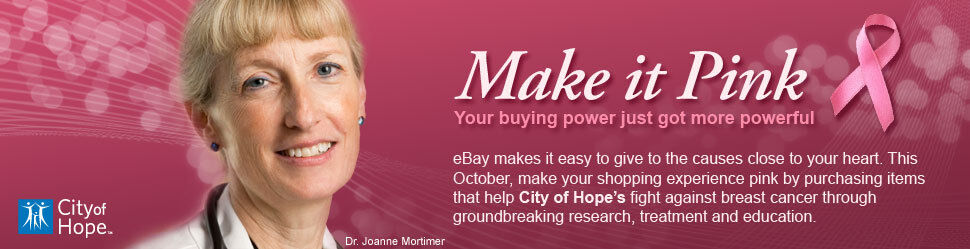 Make it Pink - City of Hope