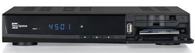 TELE System TS4501 CI+ HD Ricevitore Digitale Satellitare HD