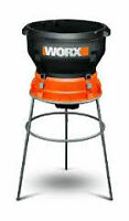 WORX WG430 13 AMP ELECTRIC LEAF MULCHER/SHREDDER