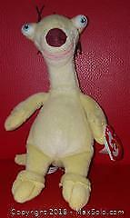 Ice Age Movie Character Sid Ty Beanie Baby