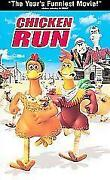 Chicken Run VHS