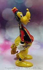 1950s Celluloid Walt Disney Productions Licensed Pluto Wind Up Toy - B