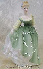 Charming Royal Doulton Fair Lady HN 2193