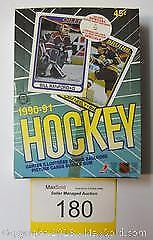 O PEE CHEE 1990 - 1991 HOCKEY picture cards
