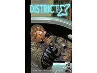 District X Vol. 1 and 2