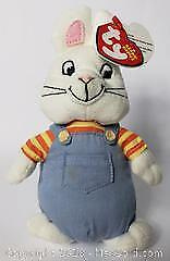 Max And Ruby TY Beanie Baby
