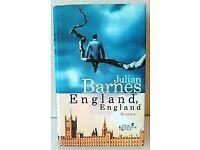 Hardback Book in German - Julian Barnes - England England