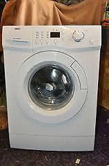 Zanussi ZWG1120M 6kg 1200 Spin White LCD Washing Machine 1 YEAR GUARANTEE FREE FITTING
