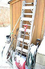 Tools And Ladder - B
