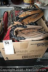 Baseball Gloves and More - B