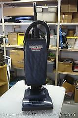 Working Hoover Upright Vacuum -A