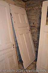 Old Wood Doors B