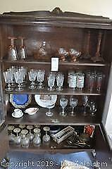 Contents of China Cabinet A