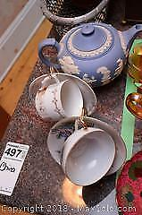 Wedgwood Teapot and More!- A