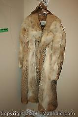Full Length Eaton Fur Coat