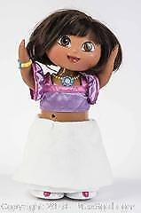 Dancing and Singing Dora the Explorer Doll