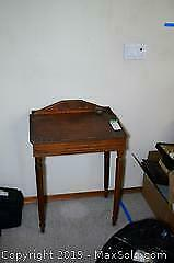 Antique Desk A