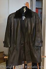 Unisex Danier Leather Jacket B