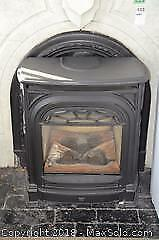 Gas Fireplace C