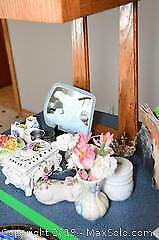 Egg Cups, Trinket Boxes, Bud Vase and More A