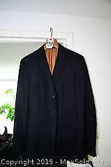 Mens Wool Jacket SZ 41 - A