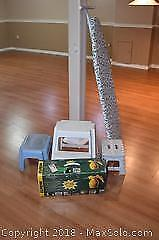 Ironing Board, Steamer, Step Stools - B