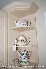 Teapots A