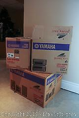 Yamaha Piano Craft Stereo System A