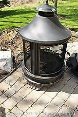 Fire Pit Or Cooker With Cover B