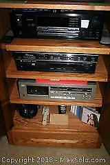 CD, Cassette, audio receiver and more