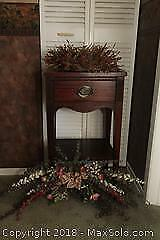 Vintage Plant Stand. A