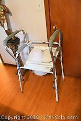 Commode Chair And More B