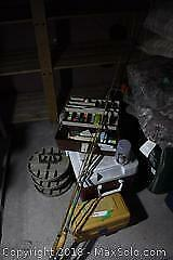 Collection of Fishing Gear D