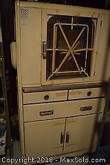 Vintage Cabinet. C