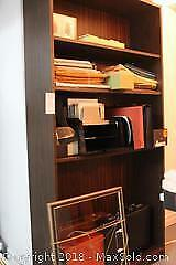 Office Accessories And Shelf Unit. C