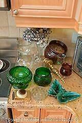 Vases And Sconce. A