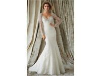 WEDDING DRESS *REDUCED FOR QUICK SALE*