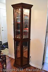 Curio Cabinet. A