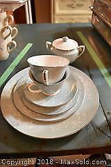 Royal Worcester Dishes. A