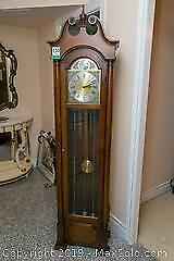Grandfather Clock C