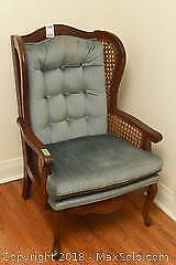 Upholstered Armchair C