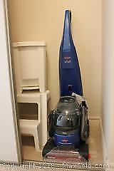 Bissell Lift Off Deep Cleaner, Step Stool and More