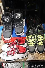 Basketball Shoes A
