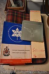 Canadian Centennial Items. A
